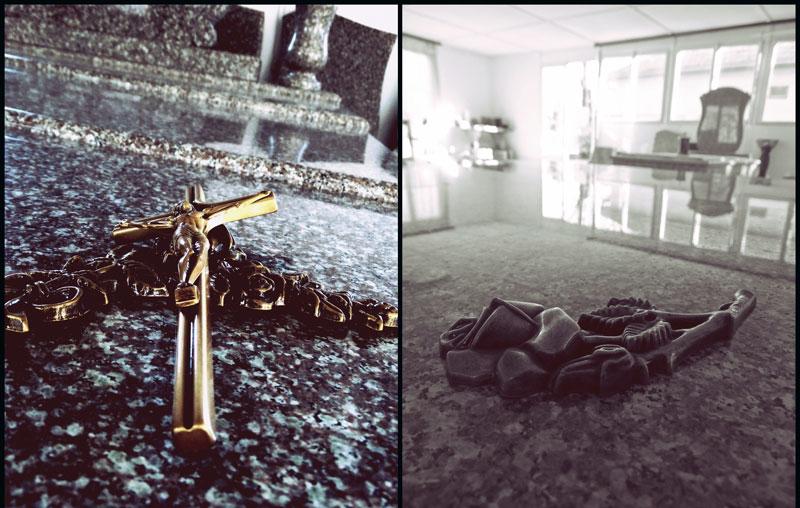 Sírkő síremlék urnasír egyedi sír sírköves Orosháza bemutatóterem 001